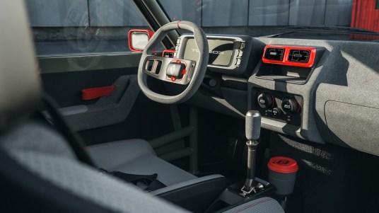 DLEDMV 2021 - R5 Turbo 3 L.A Restomod - 014