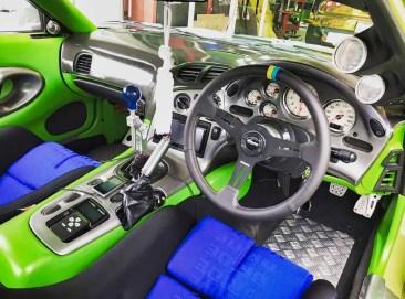 DLEDMV 2021 - Mazda RX7 Shooting Brake GReddy - 013