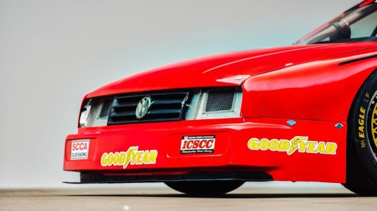 DLEDMV 2021 - VW Corrado NASPORT SCCA - 006