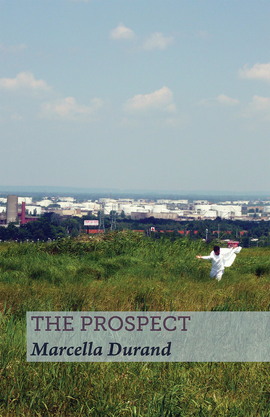 Marcella Durand The Prospect Front Cover
