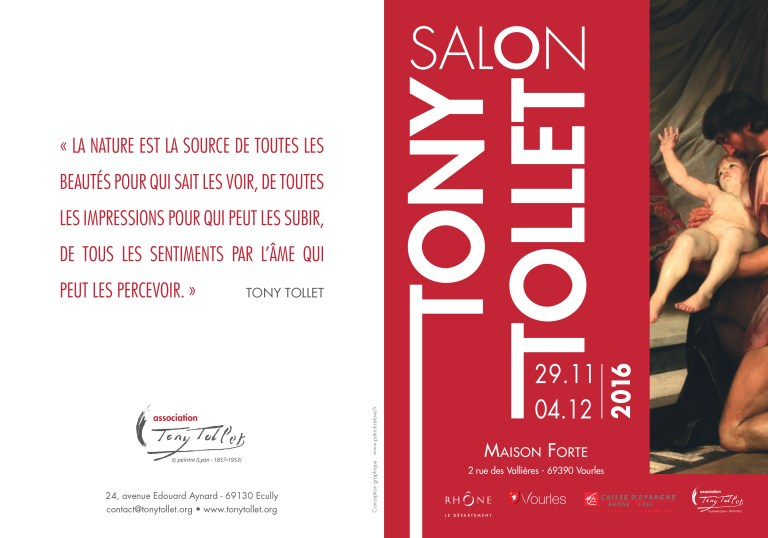 PDF CATALOGUE SALON TONY TOLLET 2016