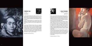 Catalogue Exposition Art&cie 2017 - Etienne Cail (https://www.etiennecail.com/) et Jean Claverie (http://www.jeanclaverie.fr/)