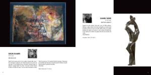 Catalogue Exposition Art&cie 2017 - Dalva DUARTE (http://dalva-duarte.com/) et Daniel Favre (http://www.daniel-favre-sculpture.fr/)