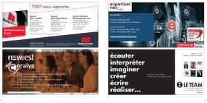 Catalogue Exposition Art&cie 2017 - Annonces Partenaires Fusion