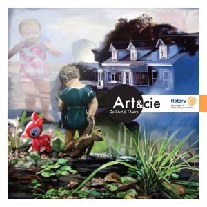 Couverture catalogue Exposition Art&cie 2017