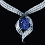Hope Diamond New Setting