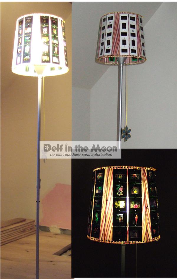 Lampe diapos