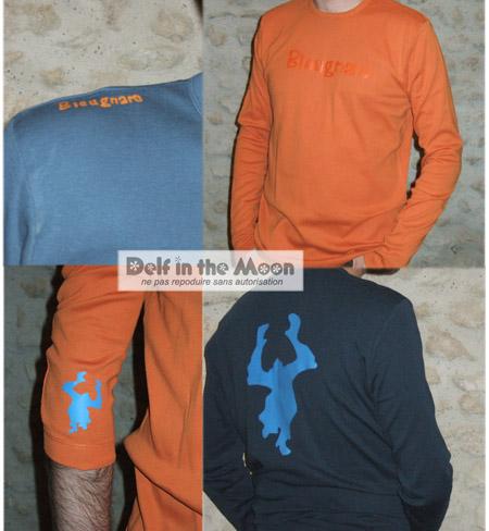 Tee-shirts Bleugnaro