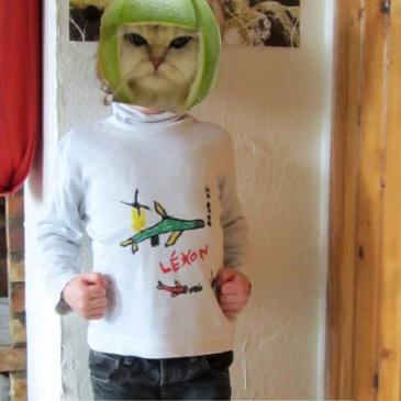 Tee-shirt de Léon