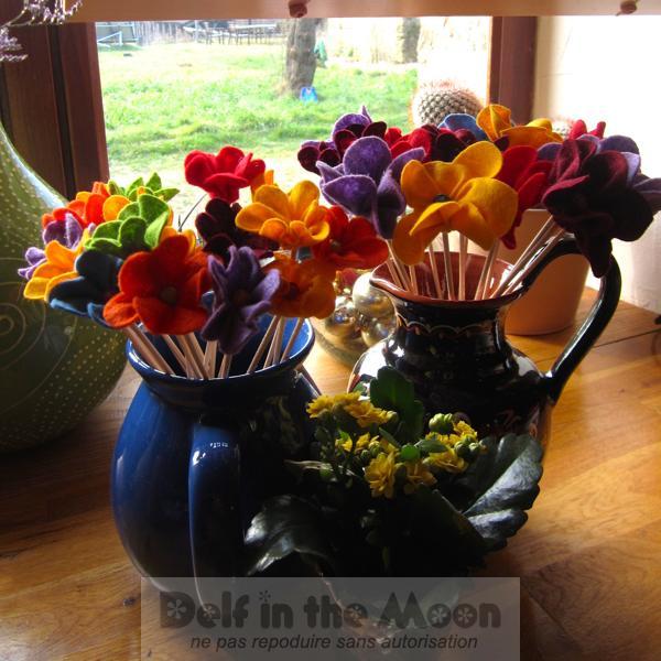 Bouquets printemps 2015
