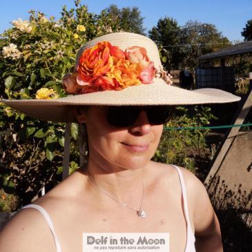 Customisation d'un chapeau