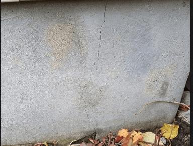 reparer fissure mur exterieur Paris