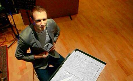 Derek Gibbons Conducting 2