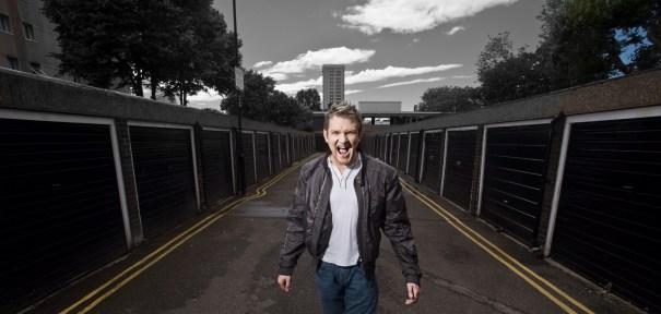 Derek Gibbons Angry London