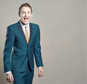 Derek Gibbons Laughing