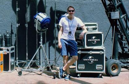 Universal Studios VIP Tour L.A. with Derek Gibbons