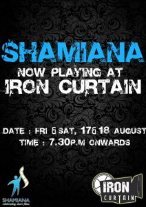 Shamiana Short films screening @ Iron Curtain
