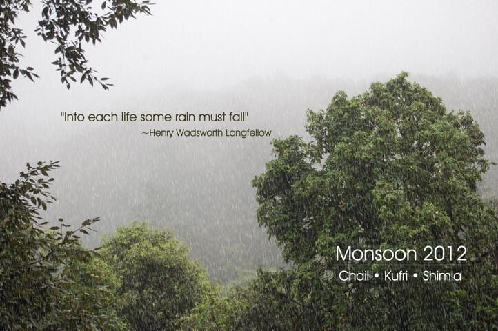 monsoon chail