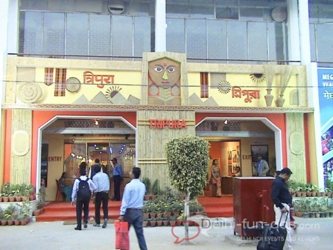 India International Trade Fair IITF 2012