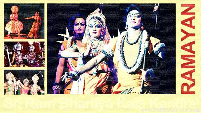 Ramayan – Shriram Bharatiya Kala Kendra