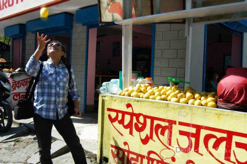 Neem Karuli Temple - Lemonade