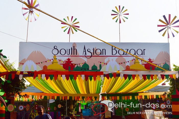 South Asian Bazaar