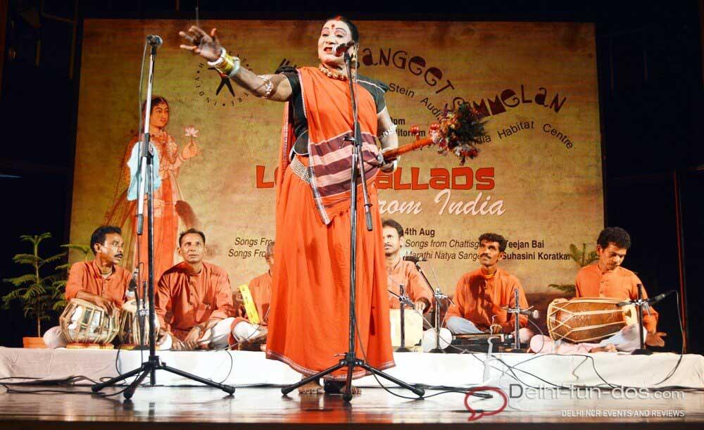 Teejan Bai – Love ballads from India