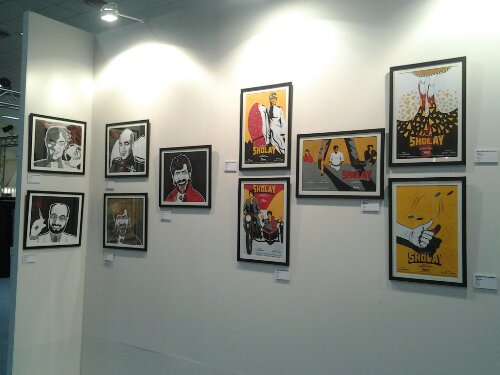United Art Fair @ Pragati Maidan