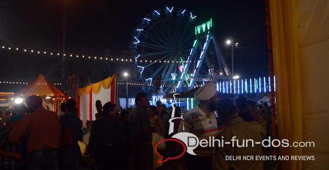 Sunder Nagar Diwali Fair