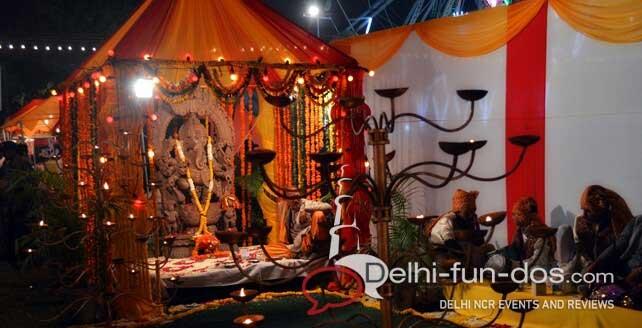 Sunder Nagar Diwali Mela 2013