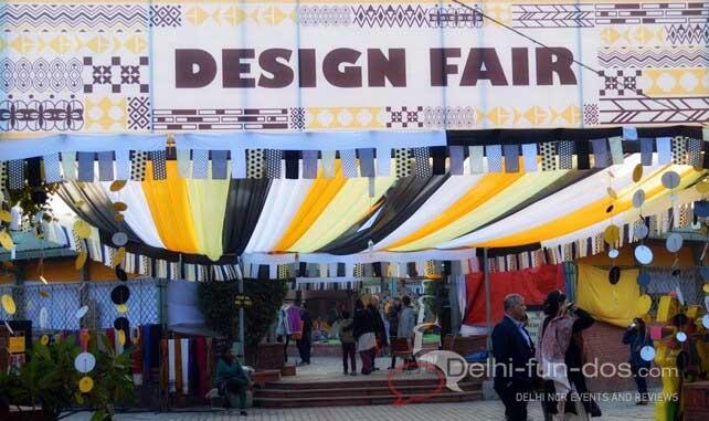 Dastkar Design Fair 2014