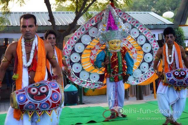 Tribal Dance @ Dastkar Design Fair 2014