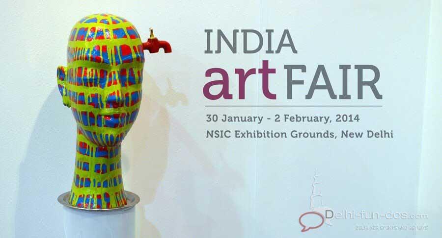 India Art Fair 2014
