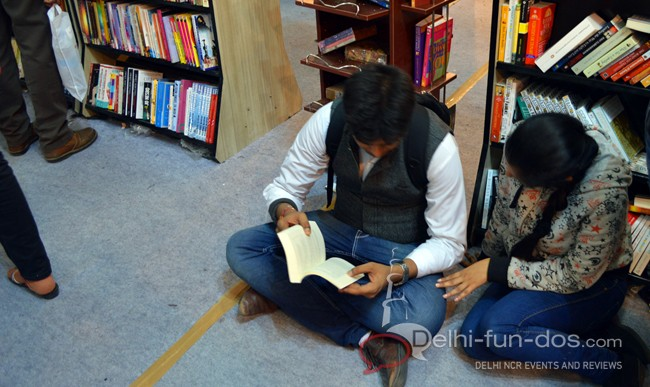 New Delhi World Book Fair 2014