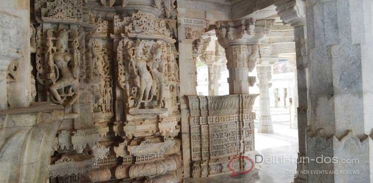 Dilwara-Jain-Temples---Mount-Abu