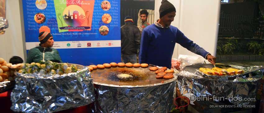 Dilli Ke Pakwan festival by Delhi Tourism
