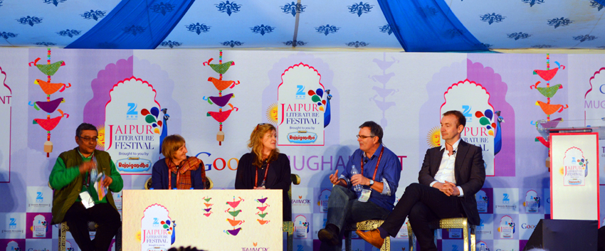 Jaipur Literature Festival – A Glamorous Event Beyond Books