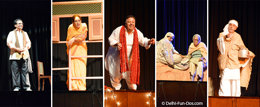 Bhishmotsav: Short plays based on Bhisham Sahni's work
