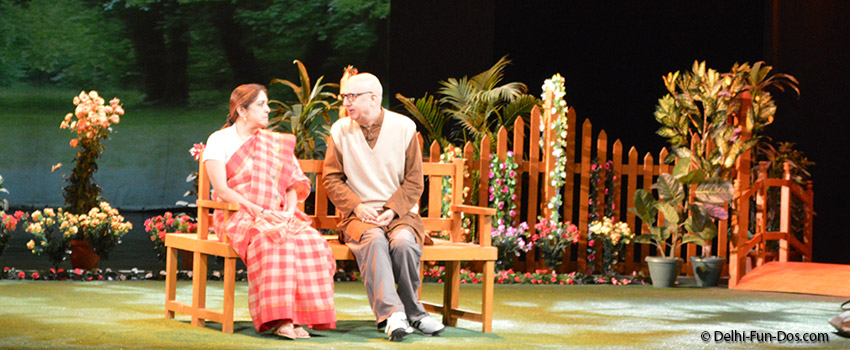 Mera woh matlab nahi tha – one for Delhi theatre scene
