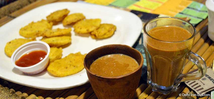 tea-chai-pakora-rain-monsoon-gurgaon-delhi