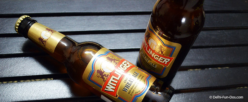 Witlinger Beer – India's first craft beer
