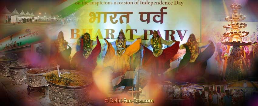 10 reasons why Delhiites must visit Bharat Parv