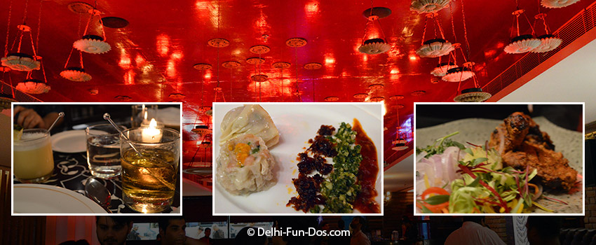 Veda Djinggs – New place to indulge in Gurgaon
