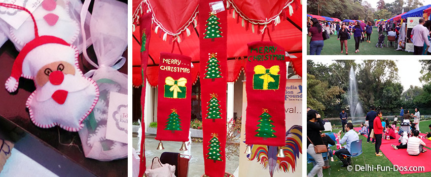 Oz Haat Charity Mela – Christmas in Delhi