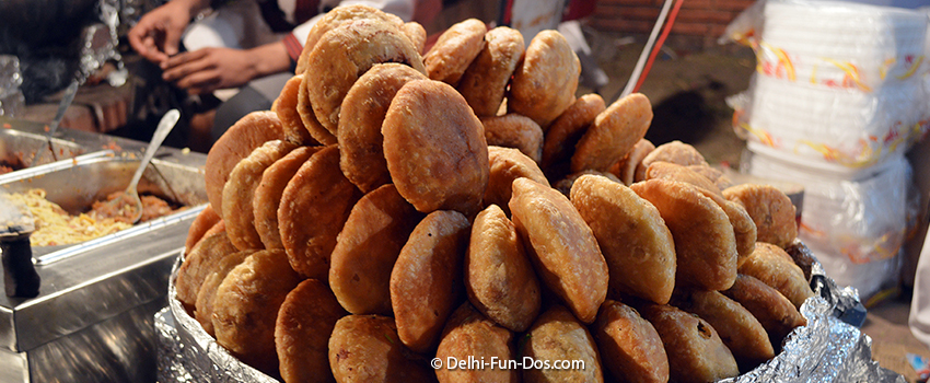 Dilli ke pakwaan – Street food festival in Delhi