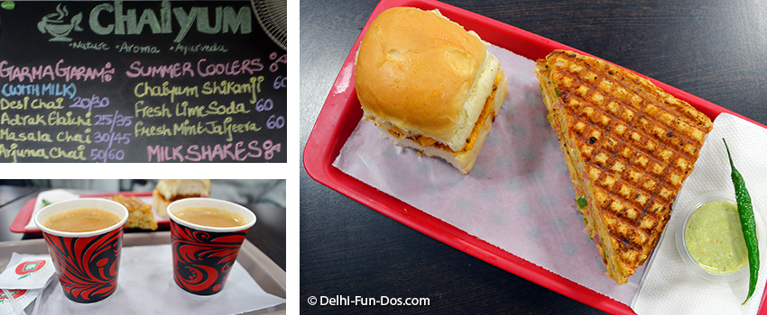 Chaiyum – An affordable tea place in Dwarka, Delhi
