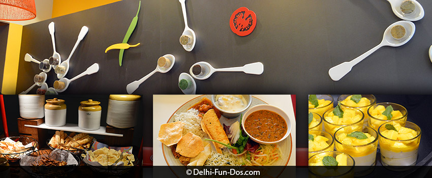 Spice It at ibis Gurgaon -TadkaMaarke