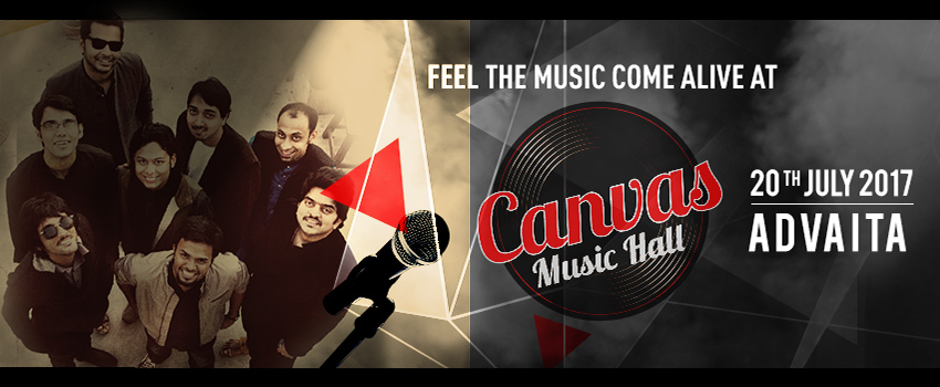 Advaita Band at Canvas Music Hall by People & Co
