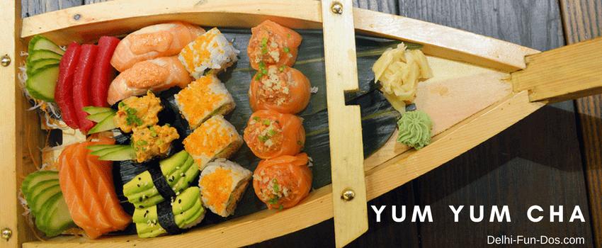 Yum Yum Cha – Khan Market review