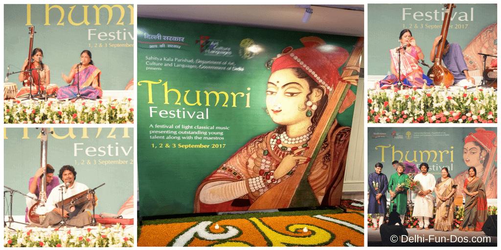 Thumri Festival in Delhi